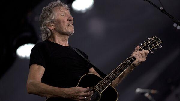 Roger Waters, cantante británico - Sputnik Mundo