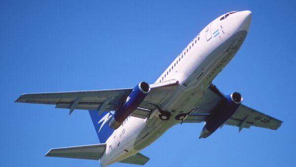 Un avión de Aerolíneas Argentinas - Sputnik Mundo