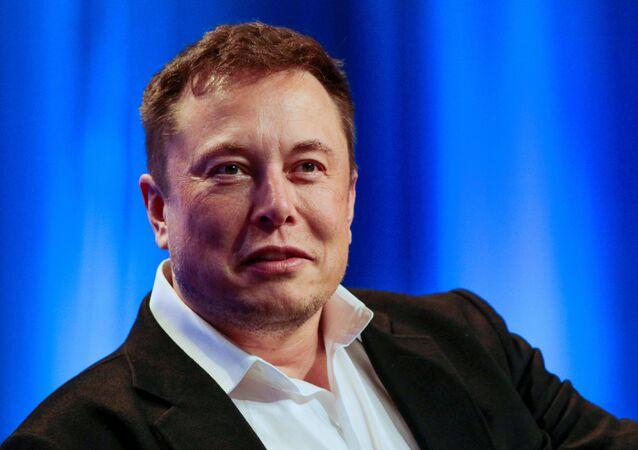 Elon Musk, empresario estadounidense