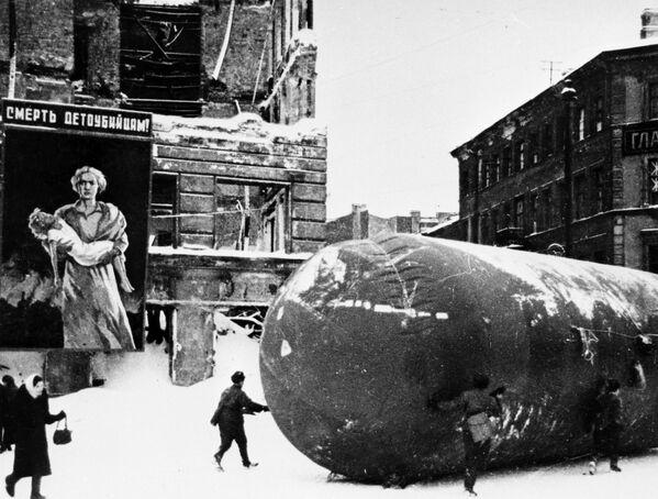 El Camino de la vida: cómo se salvó Leningrado durante el asedio nazi - Sputnik Mundo