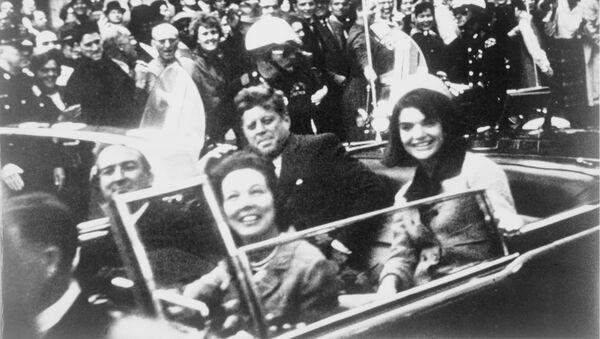 El asesinato de John F. Kennedy, un misterio sin resolver - Sputnik Mundo