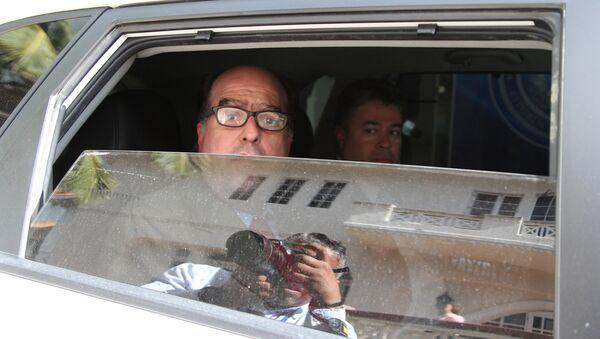 Julio Borges, político venezolano (archivo) - Sputnik Mundo