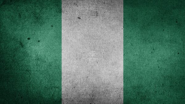 La bandera de Nigeria - Sputnik Mundo