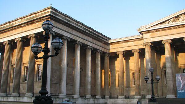 El Museo Británico - Sputnik Mundo
