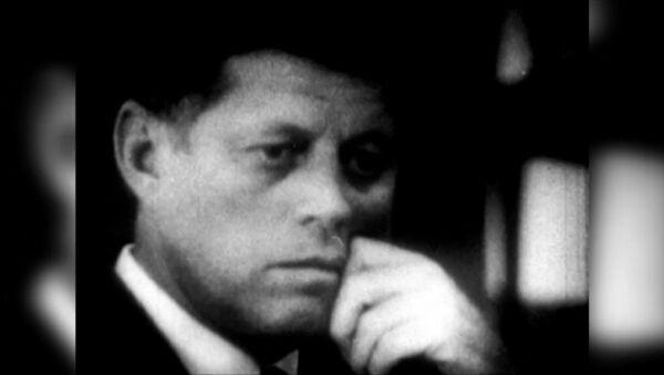 El 55º aniversario del asesinato de John F. Kennedy - Sputnik Mundo