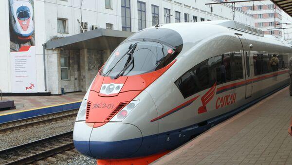 Así serán los nuevos trenes rusos en 2019 - Sputnik Mundo