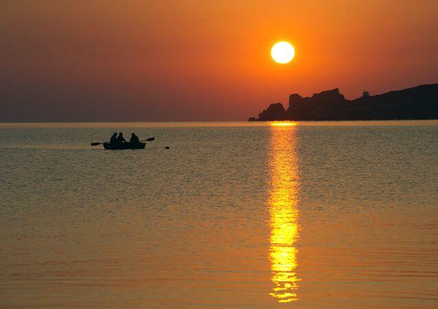 El mar de Azov