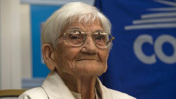 Luisa Cuesta, activista por los Derechos Humanos en Uruguay - Sputnik Mundo