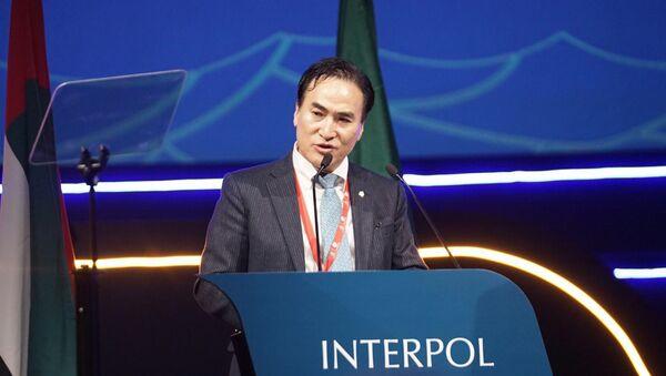Kim Jong-yang, nuevo presidente de la Interpol - Sputnik Mundo