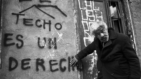 """""""El techo es un derecho"""" - Sputnik Mundo"""