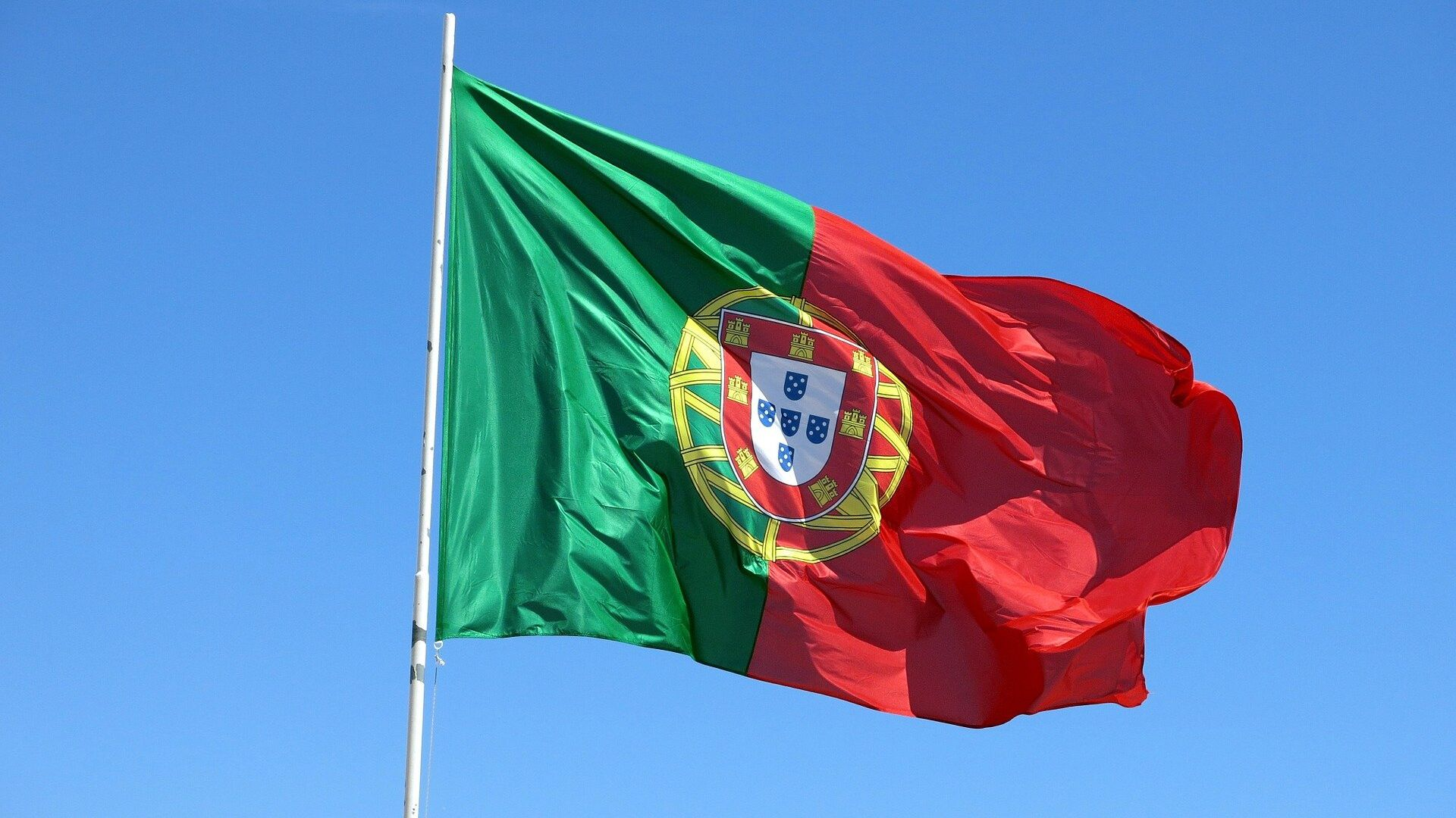 Bandera de Portugal - Sputnik Mundo, 1920, 14.04.2021