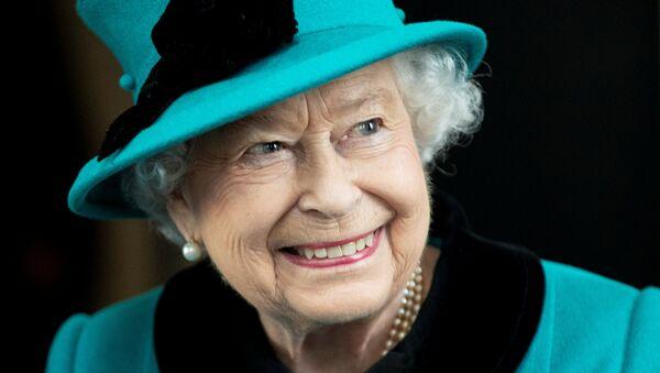 La reina Isabel II - Sputnik Mundo