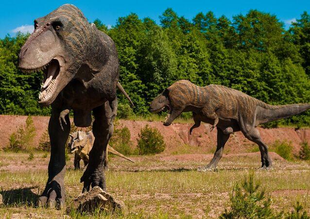 Dinosaurios (ilustración)