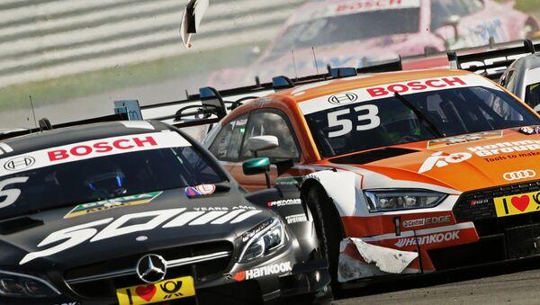 Una carrera de autos - Sputnik Mundo