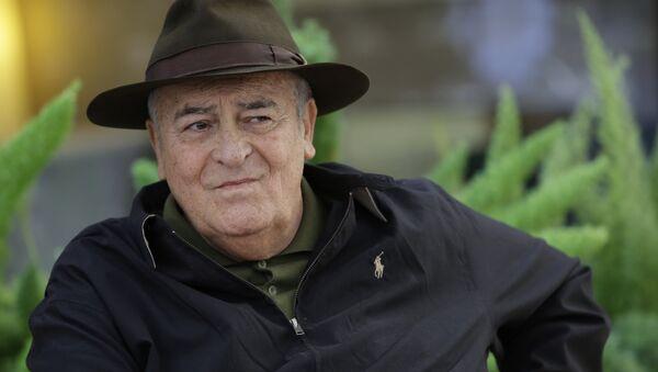 Bernardo Bertolucci, director de cine italiano (archivo) - Sputnik Mundo