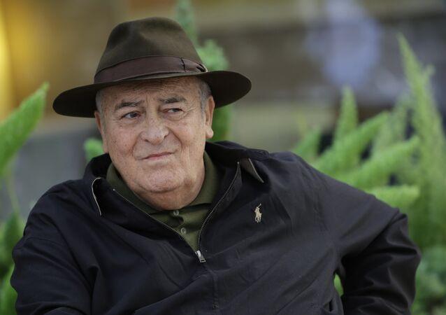 Bernardo Bertolucci, director de cine italiano (archivo)