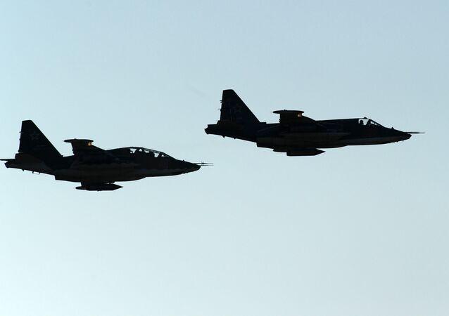 Aeronaves Su-25