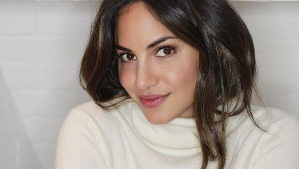 Valerie Domínguez, prima de la colombiana Shakira - Sputnik Mundo