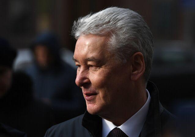Serguéi Sobianin, alcalde de Moscú