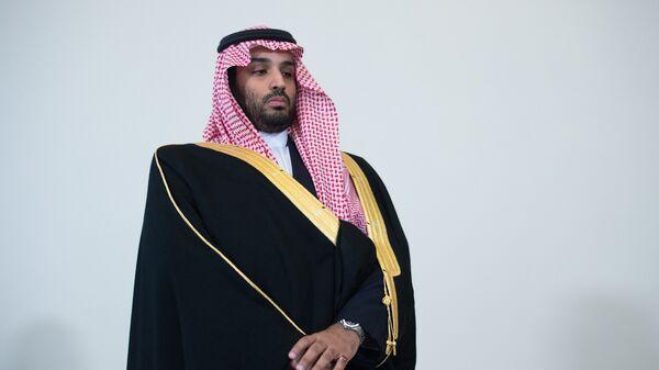 Príncipe heredero de Arabia Saudí, Mohamed bin Salmán. - Sputnik Mundo