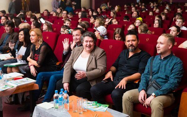 Elena Titova, directora del Festival - Sputnik Mundo