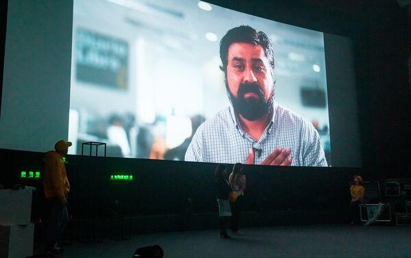 Director Marvin del Cid, premio Grand Prix - Sputnik Mundo