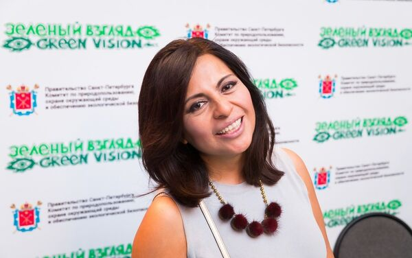 Lily Luna Martínez. Presidenta del jurado - Sputnik Mundo