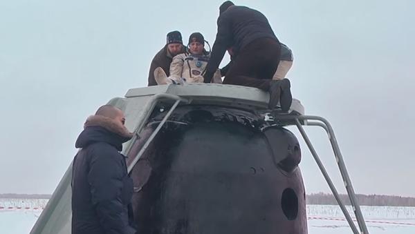 Rusia se prepara para el lanzamiento de la Soyuz-MS11 - Sputnik Mundo