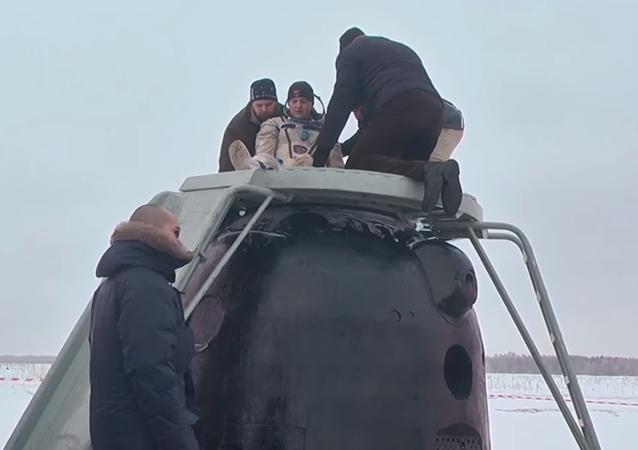Rusia se prepara para el lanzamiento de la Soyuz-MS11