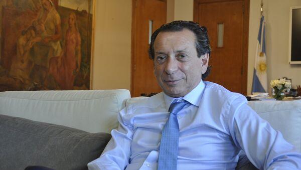 Dante Sica, ministro argentino de Producción y Trabajo - Sputnik Mundo