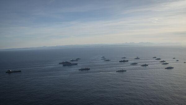 Los buques de la OTAN - Sputnik Mundo