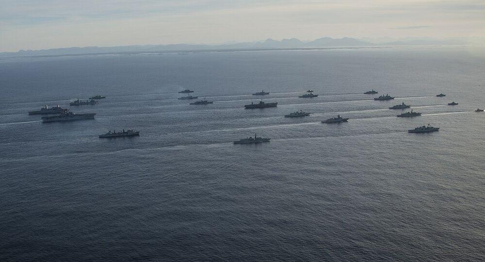 Los buques de la OTAN