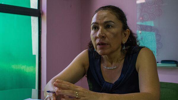 Sonia Castro, Ministra de Salud de Nicaragua - Sputnik Mundo