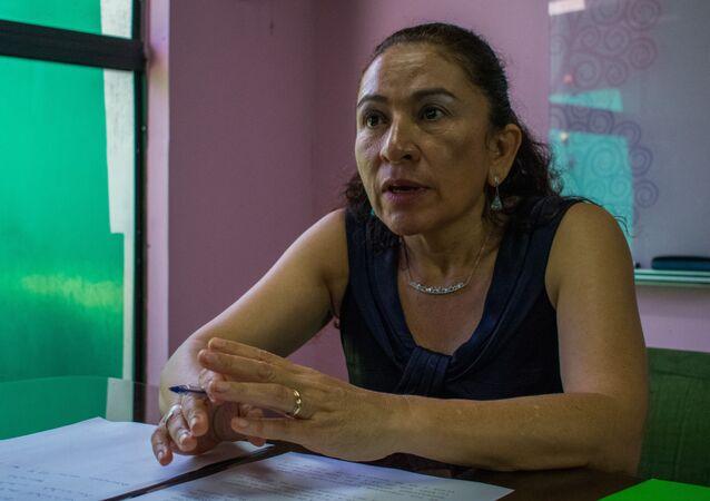 Sonia Castro, Ministra de Salud de Nicaragua