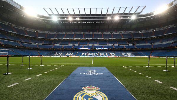 El Santiago Bernabéu, estadio del Real Madrid - Sputnik Mundo