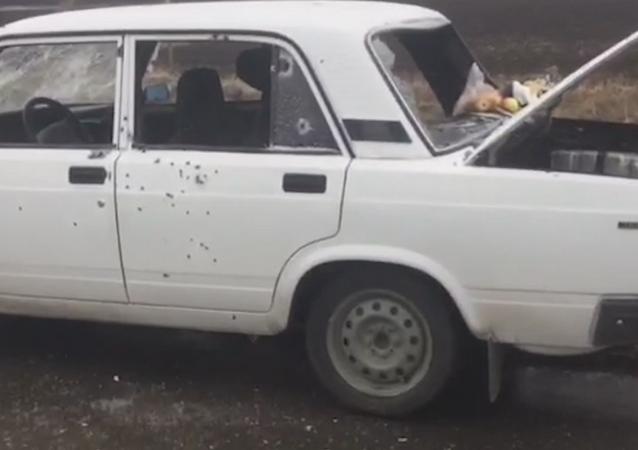 El vídeo de la detención de extremistas en Rusia