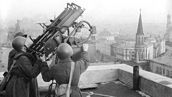 La batalla de Moscú: el inicio de una ruptura en la Segunda Guerra Mundial - Sputnik Mundo