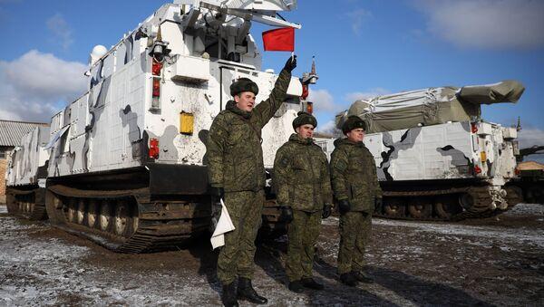 La Flota Norte de Rusia recibe sus primeros sistemas de defensa aérea Tor - Sputnik Mundo