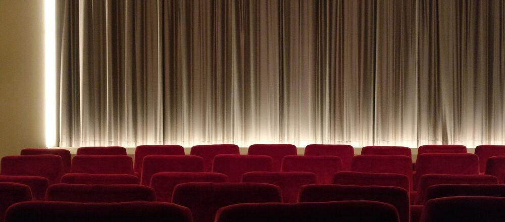 Una sala de teatro (imagen referencial)