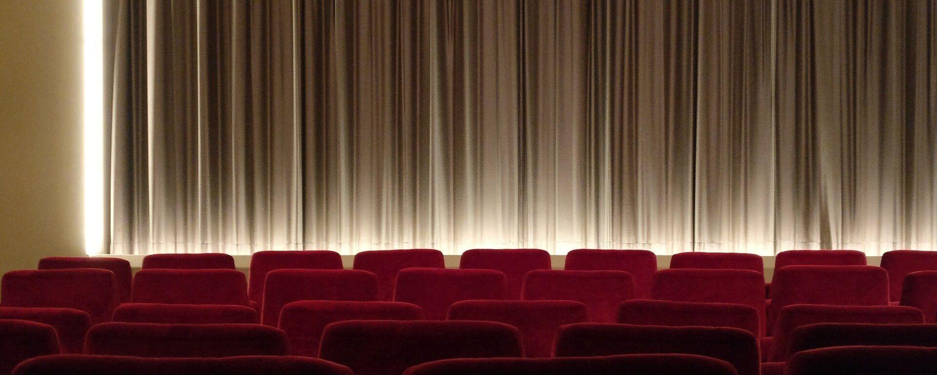Una sala de teatro - Sputnik Mundo, 1920, 12.03.2021