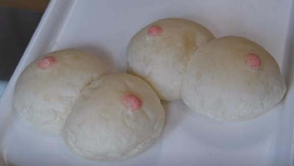 ¿Pechos comestibles? Esta panadería japonesa ofrece un producto muy especial - Sputnik Mundo
