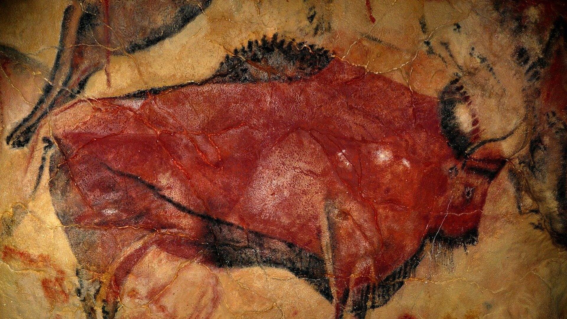 Arte prehistórico en la cueva de Altamira - Sputnik Mundo, 1920, 05.05.2021