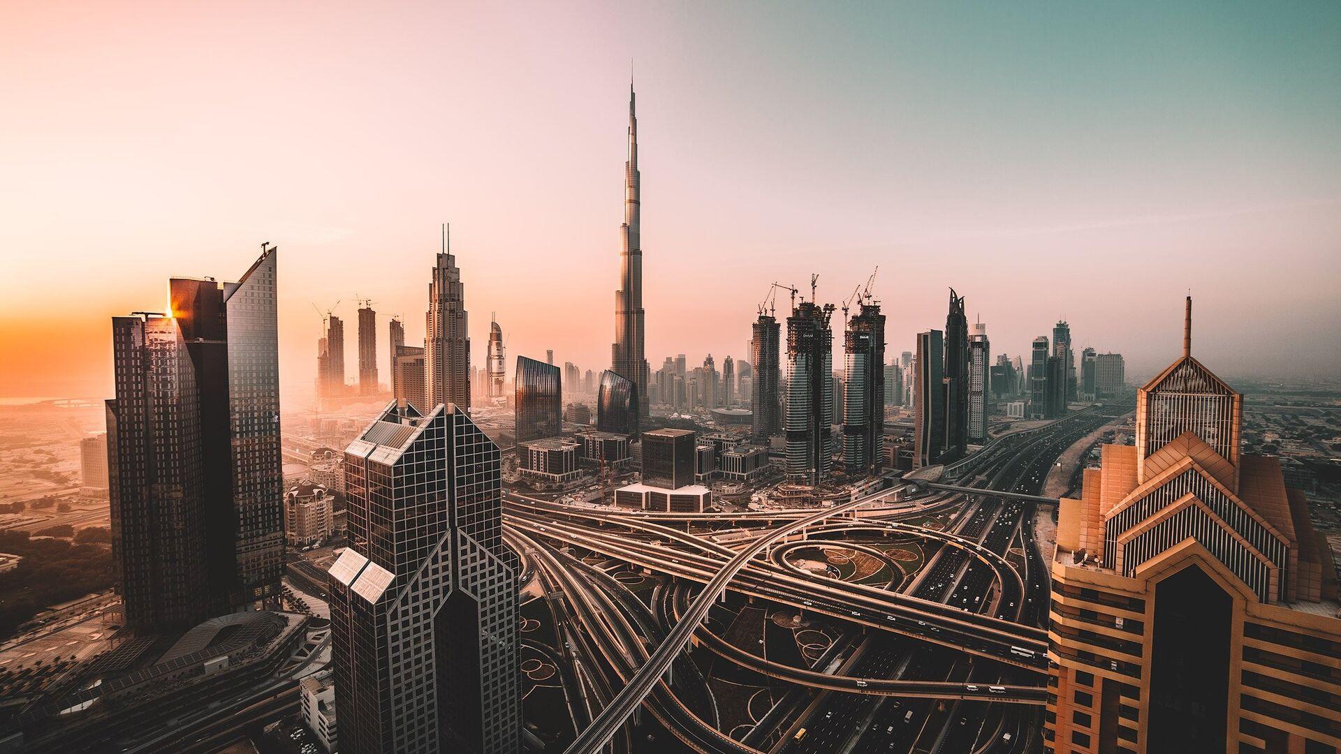 Dubái, los Emiratos Árabes Unidos - Sputnik Mundo, 1920, 07.05.2021
