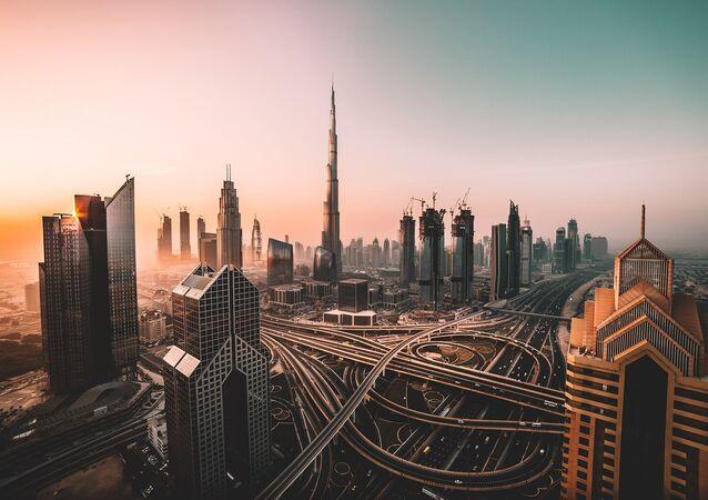 Dubái, los Emiratos Árabes Unidos