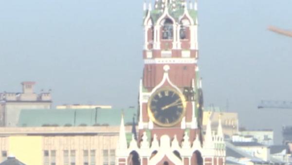 Así los agentes rusos previenen 'un ataque terrorista' en el Kremlin de Moscú - Sputnik Mundo