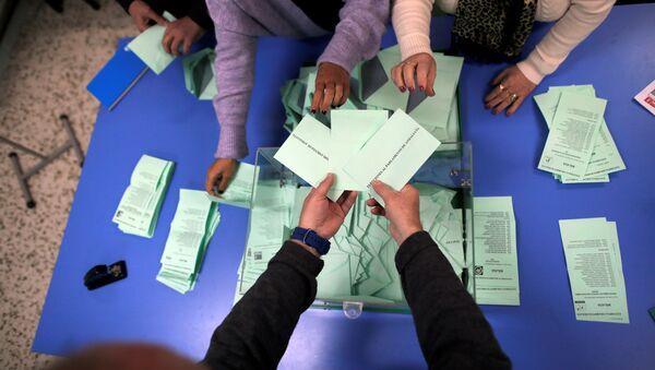 Elecciones en Andalucía - Sputnik Mundo