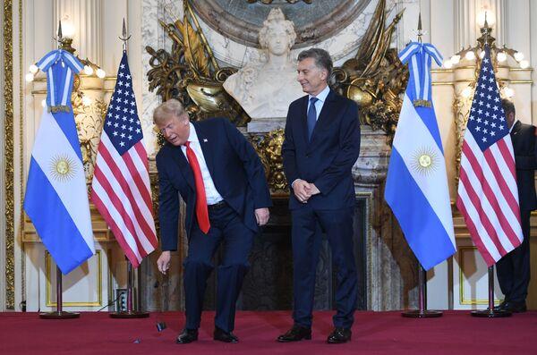 Melania en un museo, tango y primeras damas: así transcurrió el G20 en Argentina - Sputnik Mundo