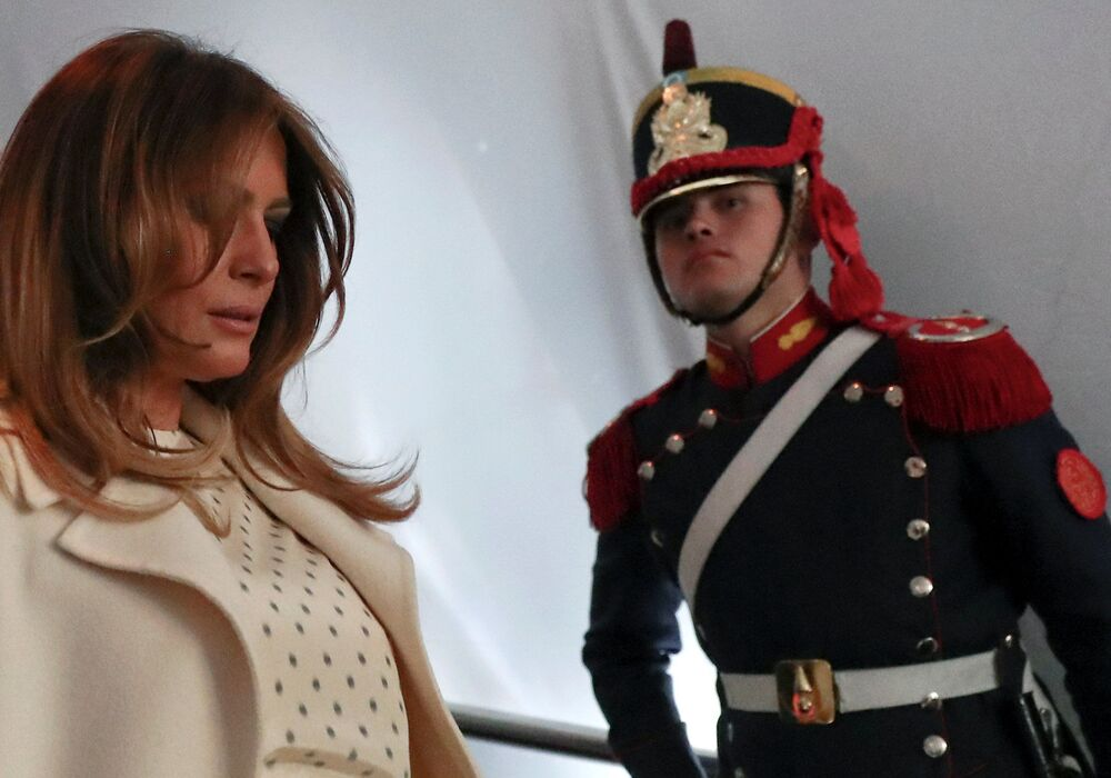 Melania en un museo, tango y primeras damas: así transcurrió el G20 en Argentina