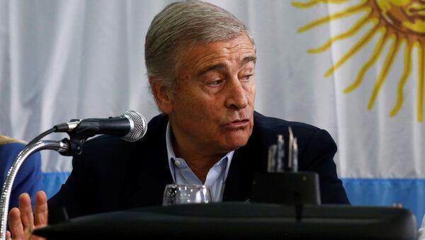 Oscar Aguad, ministro de Defensa de Argentina - Sputnik Mundo
