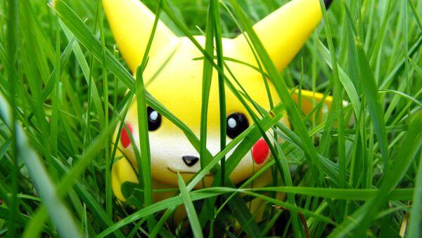 Pikachu (imagen referencial) - Sputnik Mundo
